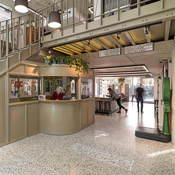 Paddington Works: Threefold Architects design high quality coworking space
