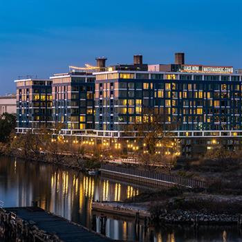 Washington D.C.'s Watermark wins LEED Gold Certification award