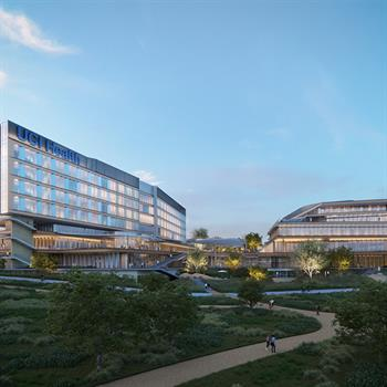 UCI Medical Center Irvine-Newport awarded to Hensel Phelps and CO Architects