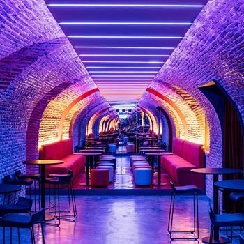 Freedom and fun focus at Madrid's Axel Hotel