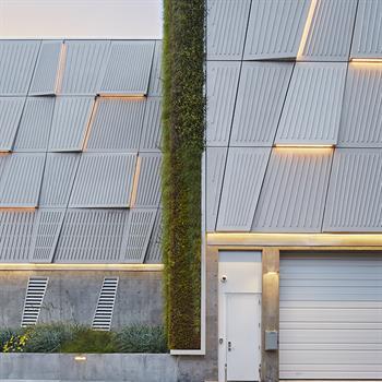 City Power Grid boasts an Energy Conscious Light Display