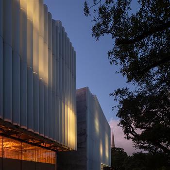 Final development for Houston's Museum of Fine Arts