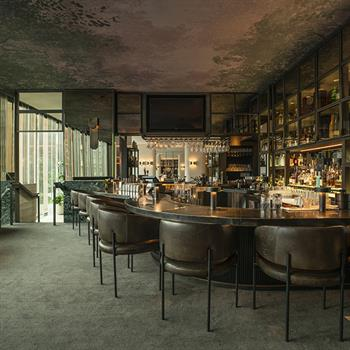 New Marcus restaurant for Four Seasons Hotel Montreal