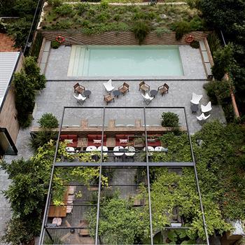 Barcelona Hotel's refurbishment balances the old and the new