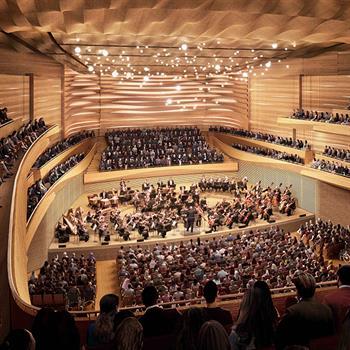 NY's David Geffen Hall to get a premier upgrade