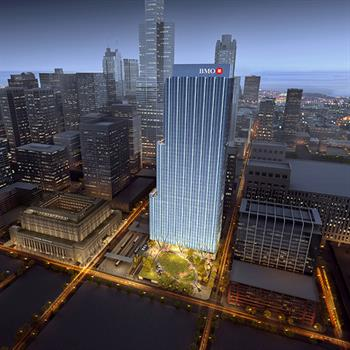 Goettsch Partners celebrates groundbreaking for Union Station Tower in Chicago