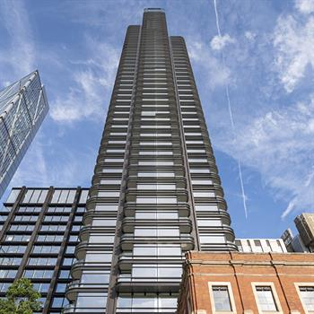 Foster + Partners designs Principal Tower, one of the tallest in London