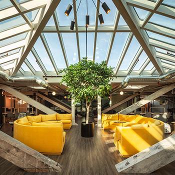 Hansenbuilt Design transforms Canadian attic into a multifunctional space