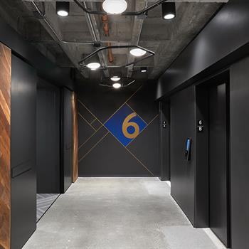 California's former fashion building revitalised into a multi-tenant office space