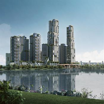 Eco-aware township in Kiera Bay masterplan by Lead8 is first of its kind in Malaysia