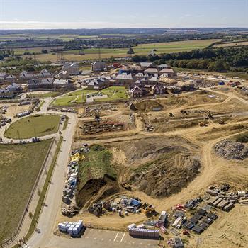 Ebbsfleet Garden City project: a significant carbon-reducing scheme