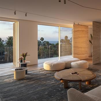 $65m Israeli penthouse designed by Pitsou Kedem and Baranowitz & Goldberg