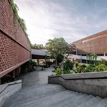 Potato Head Studios: OMA complete their first hotel in Bali