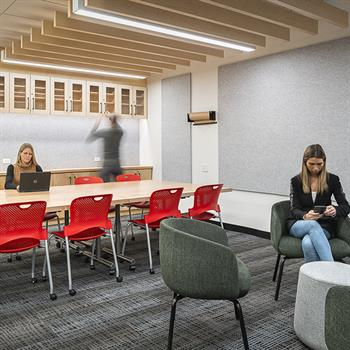 Dyer Brown redesign Massachusetts's Media Department