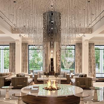 Carbone Interior Design win Luxury Lifestyle award for architecture and interior design