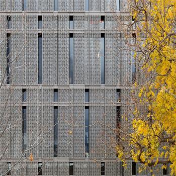 The Coded Building - Hanna Neumann Building, Australian National University