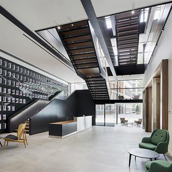 Chicago Booth London campus completed by astudio