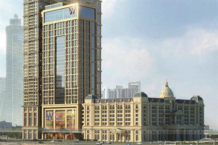 St Regis Dubai hotel