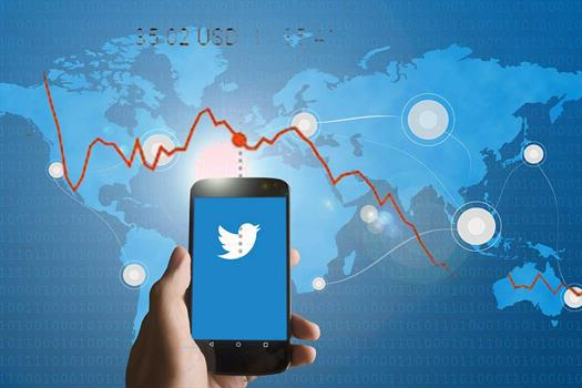 Twitter shares plummet on potential security breach notification