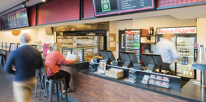 Iconic Boston Pizzeria gets subtle refresh from design team at Dyer Brown