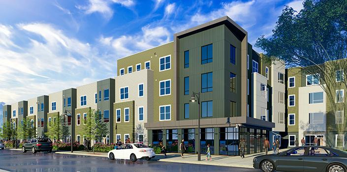 Passive House standards ensure efficiency and comfort for Boston seniors