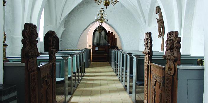 Arkitema Architects resurrect Sdr. Asmindrup church