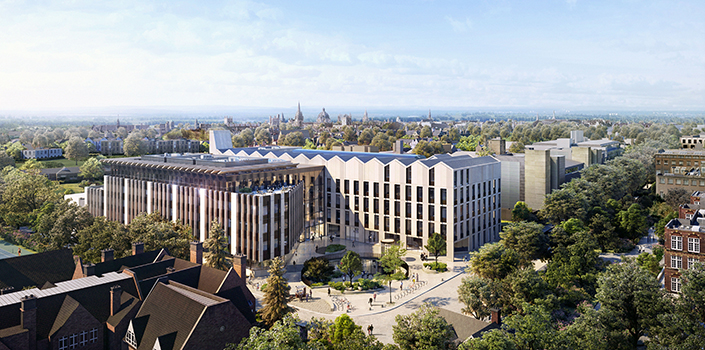 NBBJ unveil design for Oxford University's largest building project in its history
