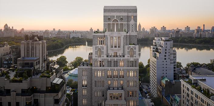 Robert A.M. Stern Architect's smallest manhattan building plans unveiled