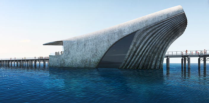 Australia's largest natural marine observatory to be built by Baca Architects