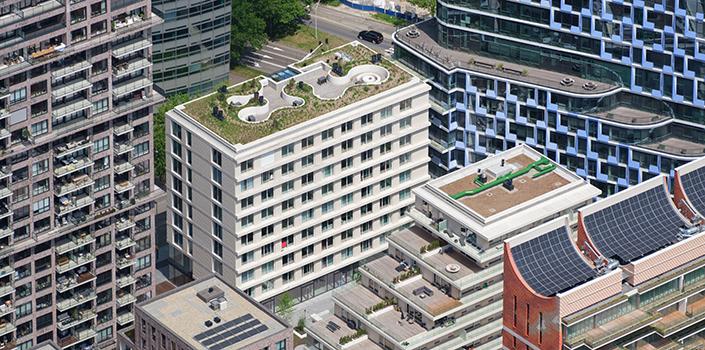 The Gustav: KCAP complete Amsterdam's residential ensemble
