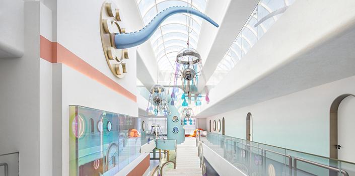 MOD Design's walk in the amusement park for China's children