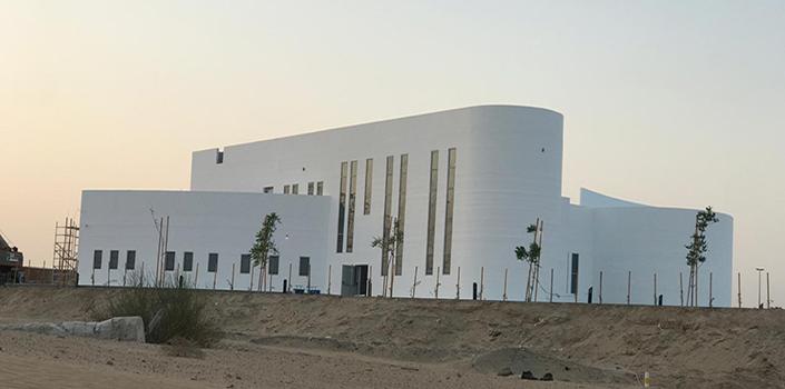 WAN Awards: 3D Printed Building - Dubai Municipality