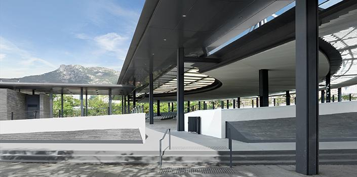 2019 WAN Awards Entry: Morse Park Amphitheatre - Architectural Services Department, HKSAR Government