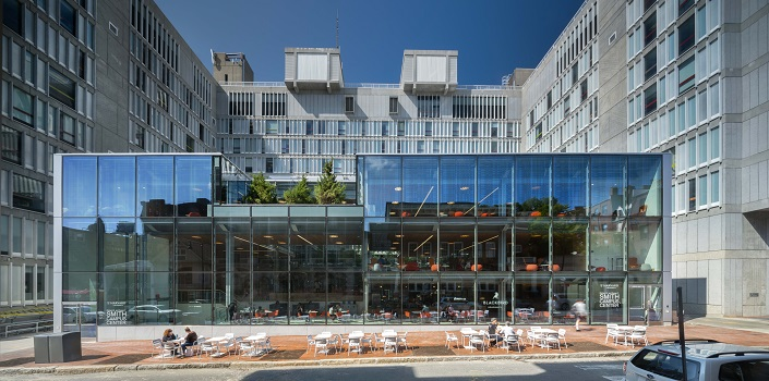 Harvard University project enhances community spaces