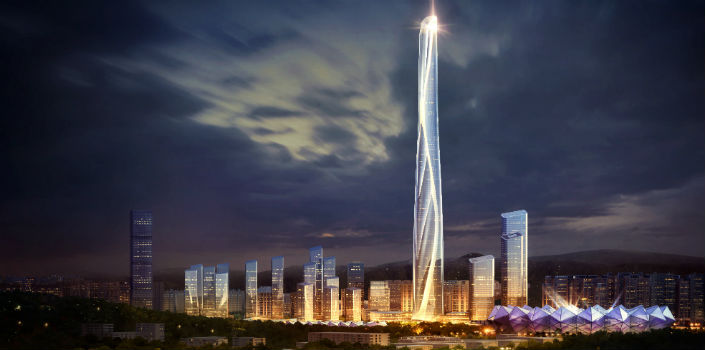 Tower anchors major AS+GG masterplan