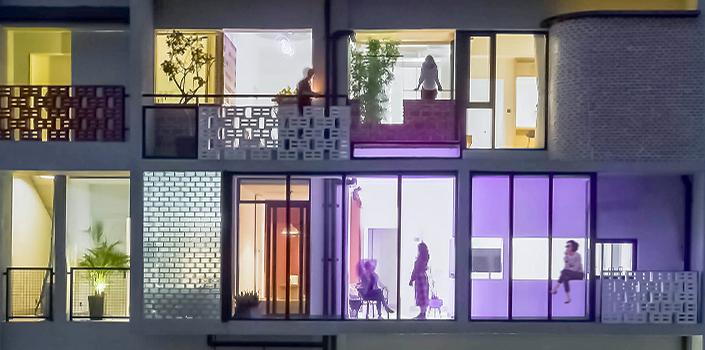 2020 WAN Awards entry: The Borderless Community of Zi Ni Twelve Portals - Fei Architects