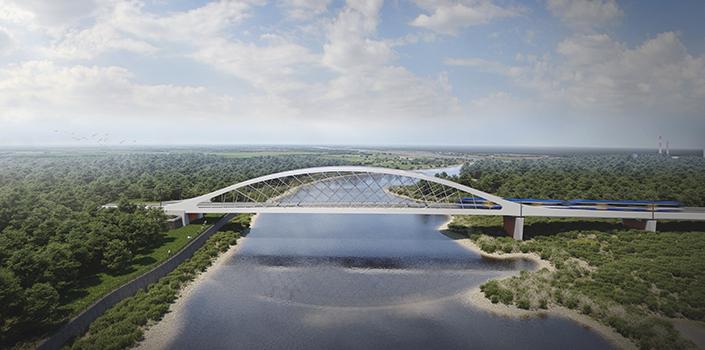 Knight Architects to breathe life back into Polish-German border bridge