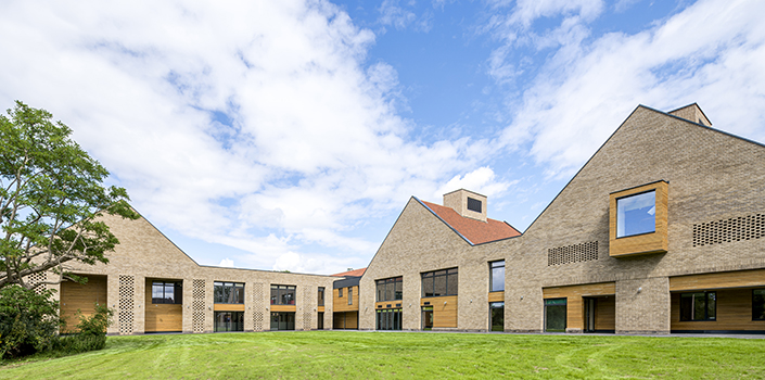Queen Elizabeth's Foundation facility completed by LOM architecture and design
