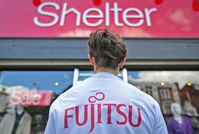 Fujitsu and Shelter
