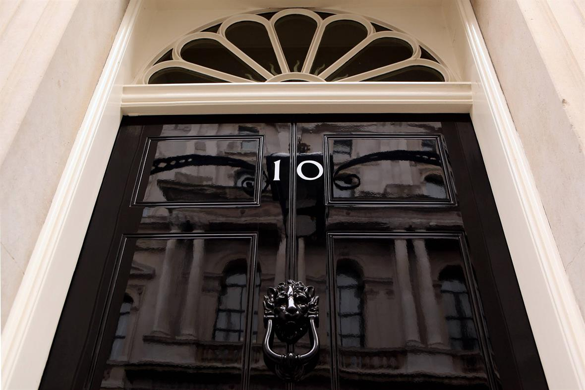 10 Downing Street (Photograph: Oli Scarff/Getty Images)