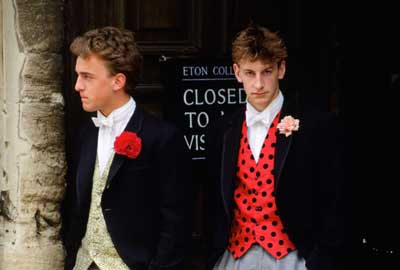 Public benefit: The ruling concerns the position of independent charitable schools such as Eton