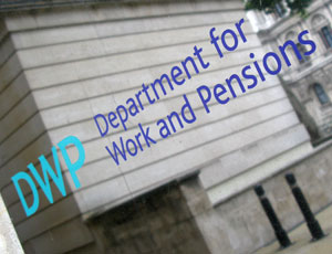 Department for Work and Pensions wins award