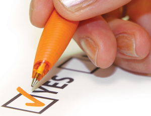 Charity Pulse survey 2011