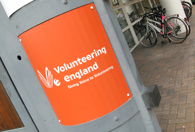 Volunteering England
