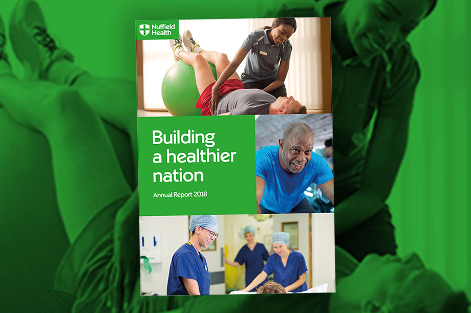 Nuffield Health's latest accounts