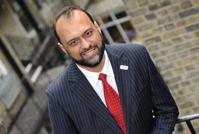 Javed Khan, Victim Support chief executive