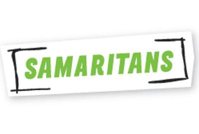Samaritans' new branding
