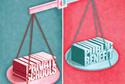 Public benefit guidance ruling