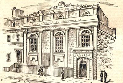 The Gospel Hall, Plymouth