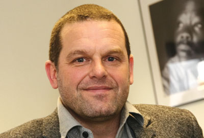 Mark Waddington, chief executive, Hope and Homes for Children